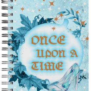 caderno personaliizado era uma vez