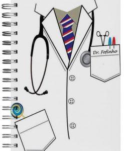 caderno pediatra