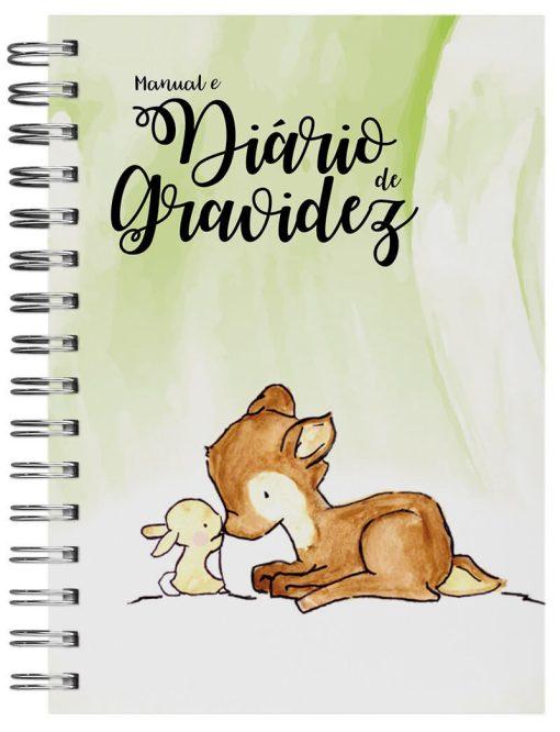 diário de gravida