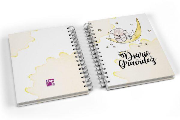 diário de grávida